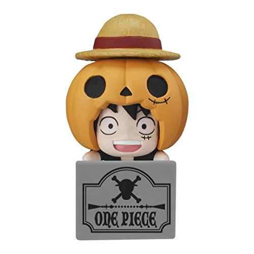 One Piece Double EarPhone Plug Jack Mascot Figure~Halloween~Monkey D Luffy (Kirby Halloween compare prices)