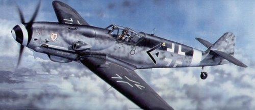 Trumpeter 02409modèle Kit Messerschmitt Bf 109G-10