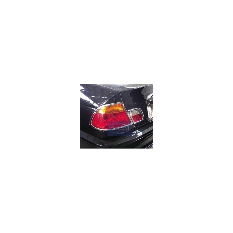 1999 2000 2001 2002 BMW E46 3 Series Coupe Tail Light Trim