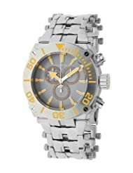 Android Millipede Quartz Chronograph Stainless Steel Bracelet Watch