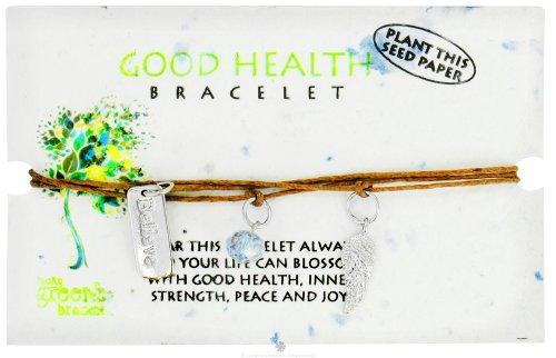Zorbitz Lucky Greenie Bracelet, Health