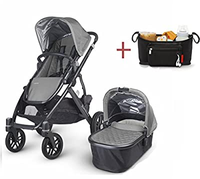 2016 Uppababy Vista Stroller with Rain Cover & modd mini Stroller Console by uppababy that we recomend individually.