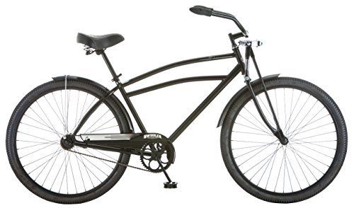 Schwinn-Mens-Swindler-Cruiser-Bicycle-18Medium-Black