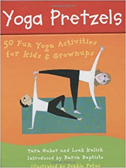 yoga book with pictures pdf