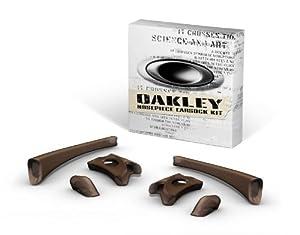 Oakley Flak Jacket RootbeerEarsock/nosepiece Kits Earsock Kits 06-211