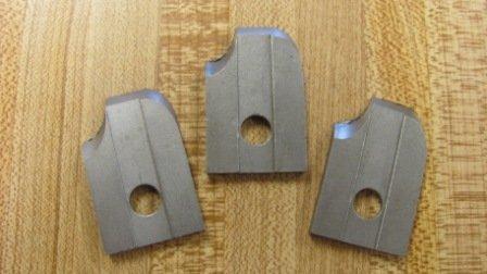 "Corob Molding Knife: #27 3/4"" Flute"