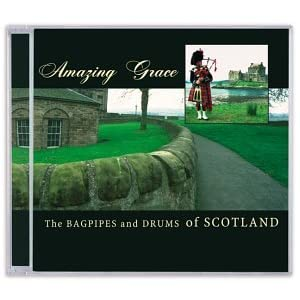 Amazon.com: Amazing Grace: Bagpipes & Drums of Scotland: Various ...