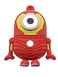 The Fappy Store Iron Man Minion USB Pendrive - 32GB