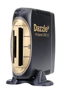 Dazzle DM22000 Hi-Speed Universal 8 in 1 Digital Media Reader/Writer