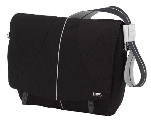 Knog Pig Dog Messenger bag black