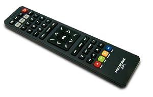 Metronic TCDE ZAP3 TV/DVD/TNT 495387 Télécommande Universelle Noir