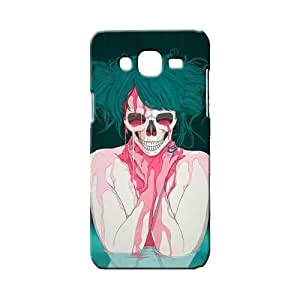 BLUEDIO Designer 3D Printed Back case cover for Samsung Galaxy ON7 - G0515