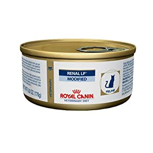 Royal Canin Feline Renal LP Modified Cat Food 24/6 oz Cans