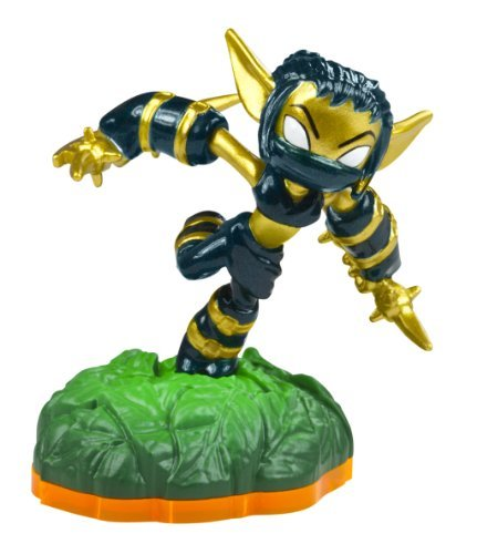 Skylanders Giants : Legendary Stealth Elf - 1