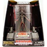 """Target Exclusive Titanium Die-cast Darth Vader (Toy)By Galoob MicroMachines        Buy new: $14.9723 used and new from $7.95    Customer Rating:     First tagged """"vader"""" by Amazon Customer """"Toy Maven"""""""