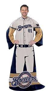 Milwaukee Brewers Comfy Wrap (Uniform) by Northwest