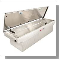 JOBOX PAC1582000 Aluminum Single Lid Fullsize Deep Crossover Truck Box