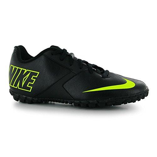 Nike 5bomba Astro Turf scarpe da calcio nero/volt Scarpe da calcio da, nero