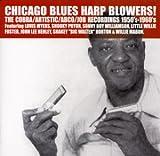 シカゴ・ブルース・ハープ・ブロワーズ-コブラ/JOB・レコーディングス 1950's