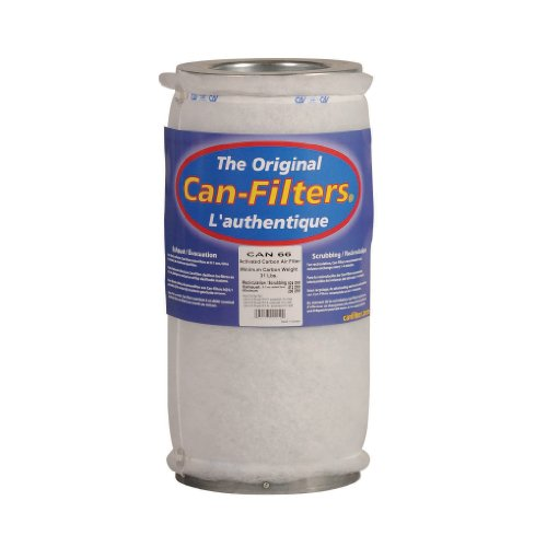 Can 66 Carbon Filter with Prefilter, Flange Sold Separately (Can Fan Filter compare prices)