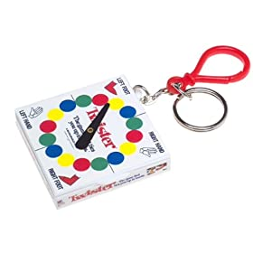 Twister keychain edition