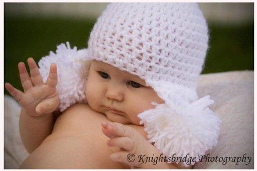 Crochet Newborn Hat Pattern front-1002635
