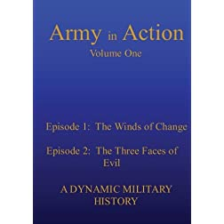 Army in Action - Volume One