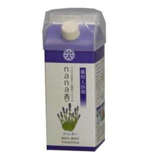 薬用入浴剤nana香 ラベンダー