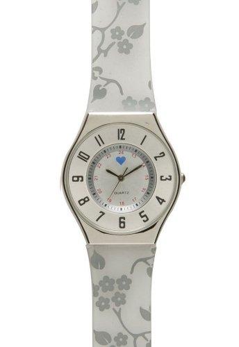 Cheap Nurse Mates Vine Jelly Nursing Scrub Watch Silver 911200 Silver (B005J6HMJM)