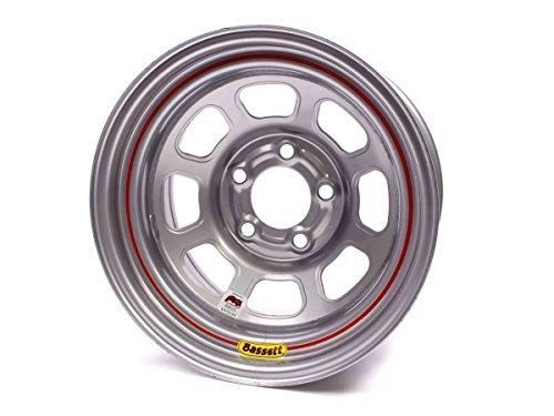 Silver IMCA Bassett Wheel