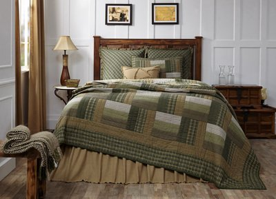 Complete Bed Ensembles King front-1038649