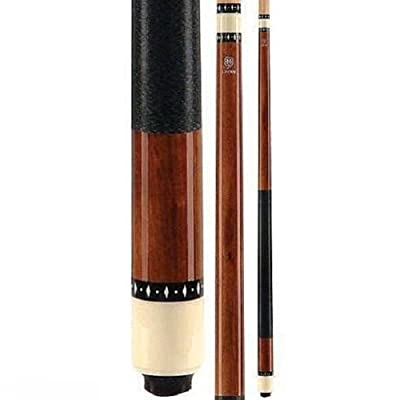 New McDermott Lucky L9 Walnut Billiard Two-piece Pool Cue Stick