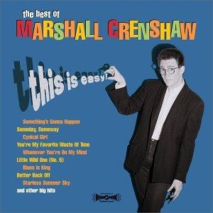 Marshall Crenshaw - There She Goes Again Lyrics - Zortam Music
