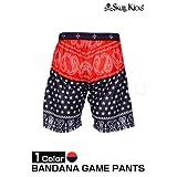 (スカルキックス) SKULLKICKS BANDANA GAME PANTS SK15SS015 S