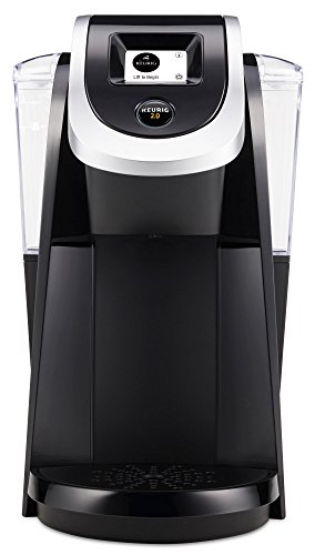 Review Keurig K250 2.0 Brewing System, Black