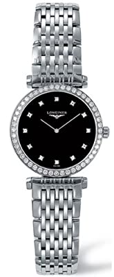Longines La Grande Classique Diamond Ladies Watch L42410586
