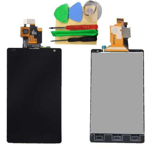 Black Lcd Touch Digitizer Screen Assembly For Lg Optimus G E970