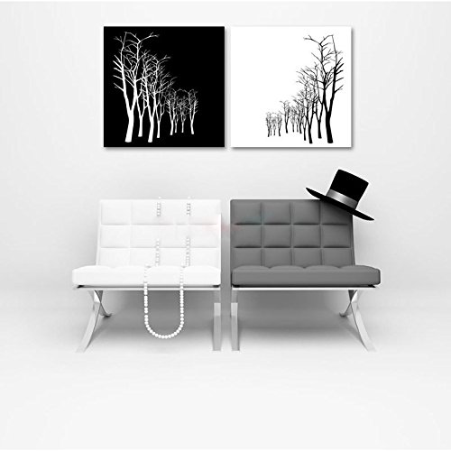 Black And White Room Painting Ideas