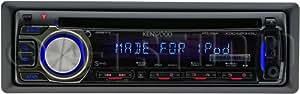 Kenwood KDC-MP345U In-Dash CD/MP3/WMA/iPod Receiver with USB/Aux Input