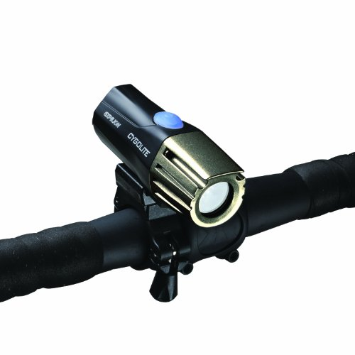 Cygolite Expilion 350-Lumen USB Rechargeable Headlight