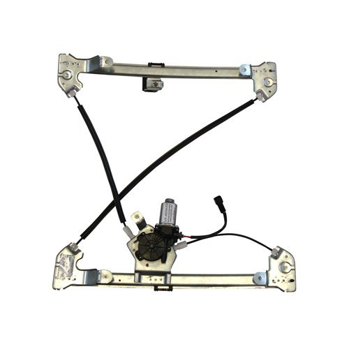 TYC 660271 Ford F-Series Pickup Power Replacement Front Passenger Side Window Regulator (2005 F150 Window Regulator compare prices)