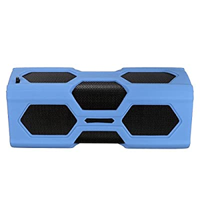 Portable Speaker, ELEGIANT Wireless Bluetooth Speaker, Indoors/Outdoors Speaker with 3600mAh Rechargeable Power Bank-Compatible To Computer, PC, Radio, Laptop, iPod, iPad, iPhone & Android Mobile by ELEGIANT CO.,LTD