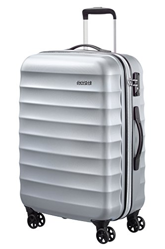 american-tourister-suitcase-67-cm-61-liters-metallic-silver