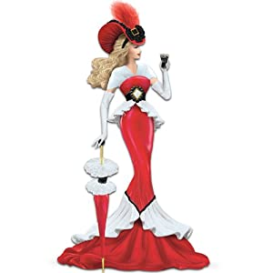Coca-Cola Collectible Woman Figurine: Atlantic City Charm by The Hamilton Collection