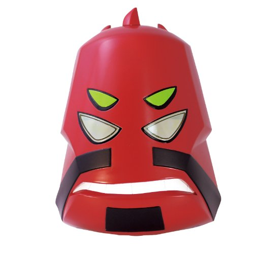 Ben 10 Fourarms Alien Mask Figure