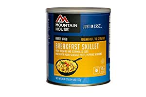 Mountain House #10 Can Breakfast Skillet (10- 1 cup servings)