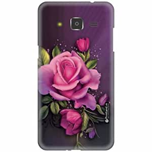 Printland Back Cover For Samsung Galaxy j2 - Silicon Scenery Designer Cases