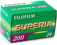 Comprar Fujifilm Superia 200 - Pack de película fotográficas (3 x 24, 24x36mm, sensibilidad ISO 200)