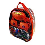 Spiderman Tin Box (Spiderman / Spider Man) Mini Backpack Tin Lunch Box