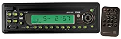 See PYLE PLCD13MR AM/FM-MPX In-Dash Marine CD/MP3 Player with Full Face Detachable Panel Details